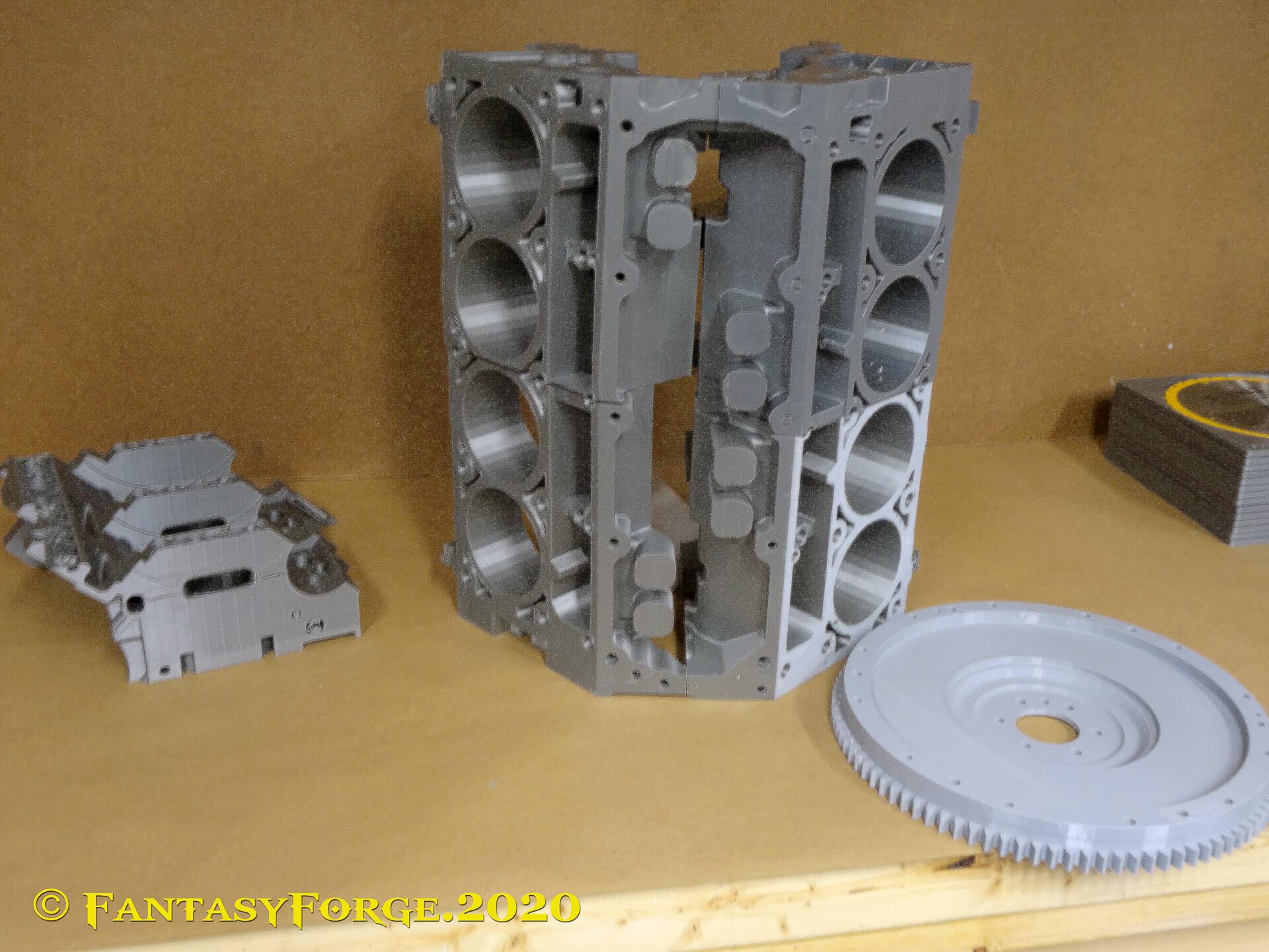 LS3 block parts