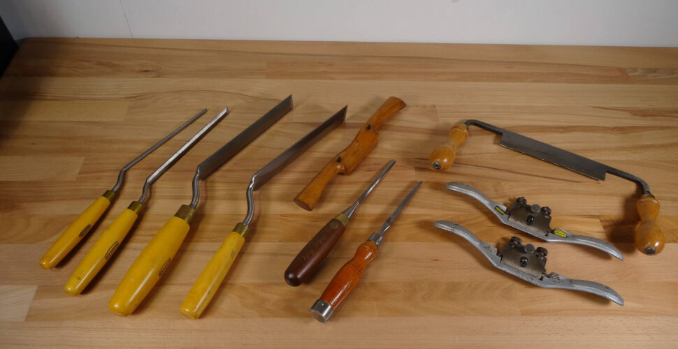 Selection of Chisels