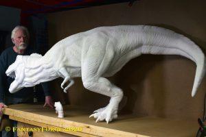 scale T-Rex